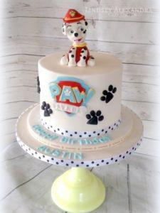 Paw Patrol Birthday Cake Order
